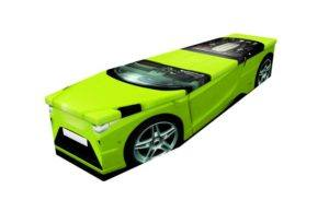 Duncan's Green Car
